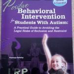 Positive Behavioral intervention